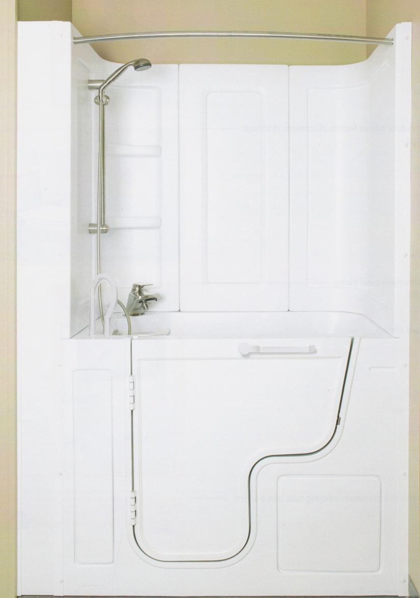 Walk-in Tub Image3